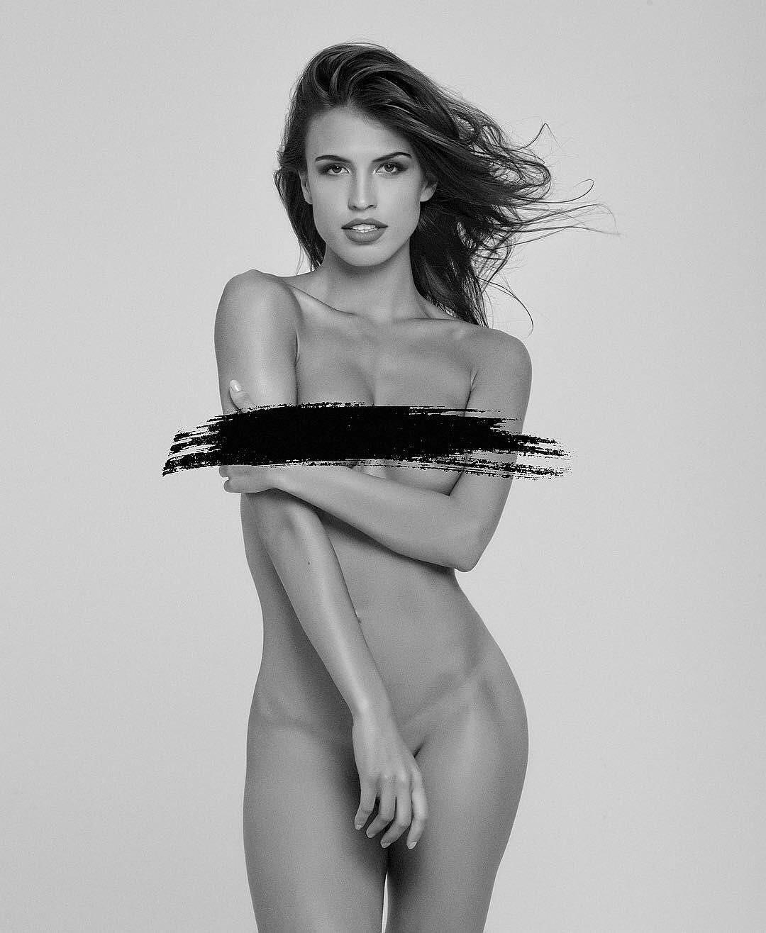 Desnudo hot de Sofía Suescún